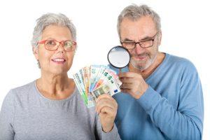 Hinzuverdienst von Rentnern